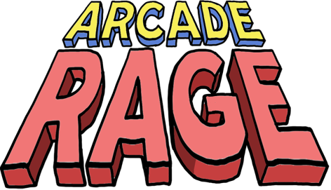 Arcade Rage - web comic about gaming and pop culture