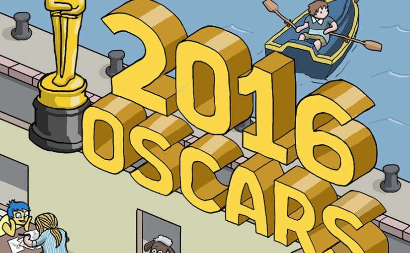 All Oscar Nominated Movies of 2016