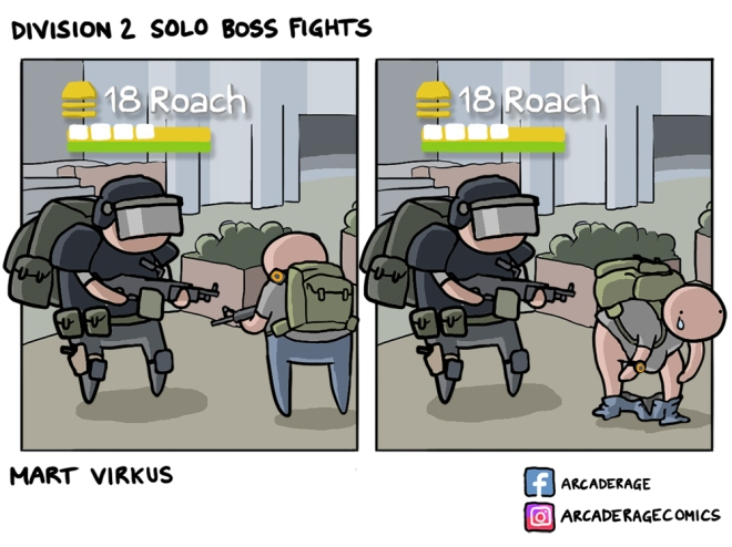 Division 2 Solo Boss Fights Are No Joke